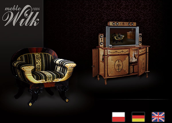 Kinds Of Beds Antique furniture - Poland